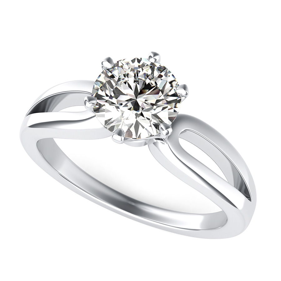 junikerjewelry split halo engagement diamond ring triple com rings shank