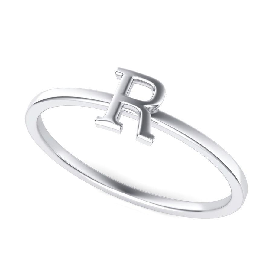 Initial Ring R