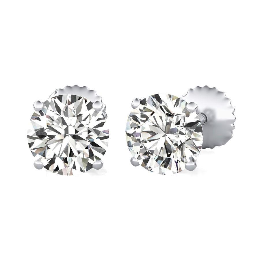 Martini Stud Earrings