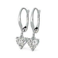Leverback Martini Earrings