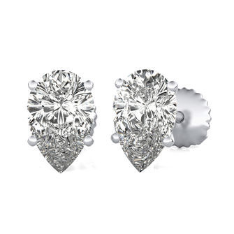 Martini Stud Earrings