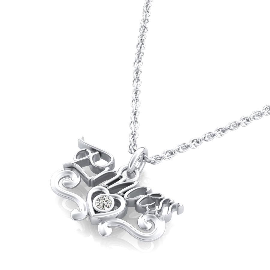 Princess pendant edwin novel jewelry design princess pendant aloadofball Choice Image