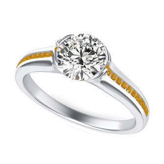 Tention Engagement Ring