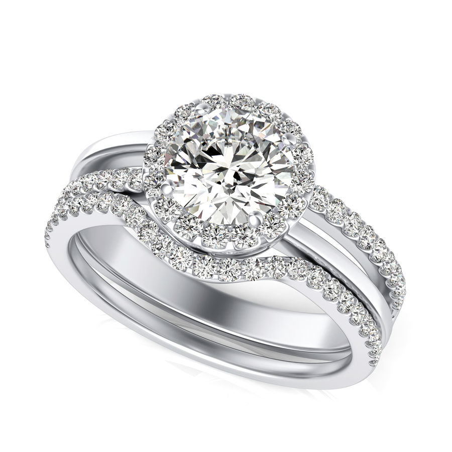 matvuk prong engagement and set match ring to six inspirational bridal of matching rings wedding band unique solitaire com